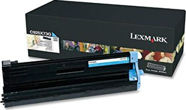 Lexmark Imaging Unit C925 - Cyan, 30K - for C925, X925, XS925 Series