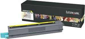 Lexmark Toner X925HY - Yellow - High Yield, 7.5K - for X925 Series