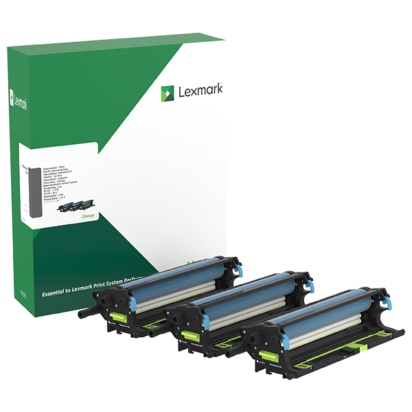 Lexmark Photoconductor Unit Kit 720Q - C/M/Y LRP, 3x175K - for CS820, CX82x, CX860 Series