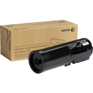 Xerox Toner - Black - High Capacity, 13.9K - for VersaLink B400, B405 Series