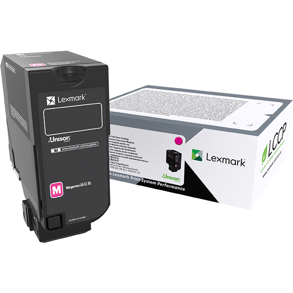 Lexmark Toner - Magenta - Standard Yield, 7K - for CS720 Series